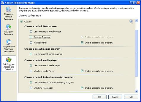 make internet explorer default browser windows 10